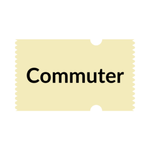 commuter ticket